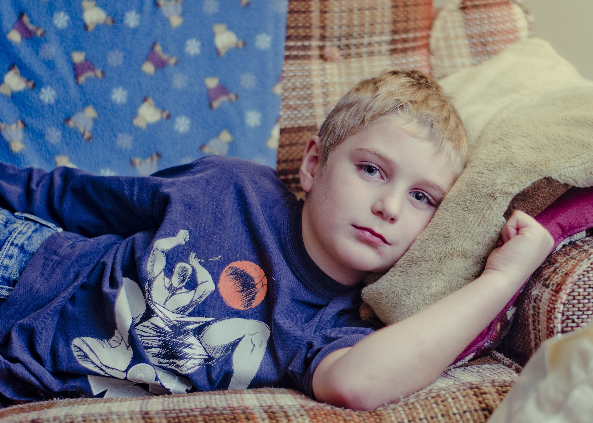 Mon enfant/ado fait-il une dépression? - Wepsee
