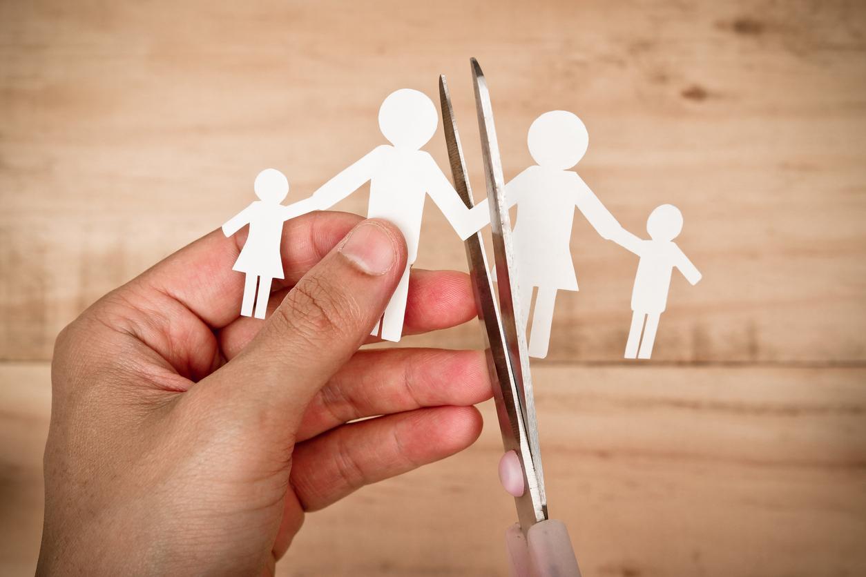 L'annonce du divorce : Comment annoncer aux enfants notre divorc - Wepsee